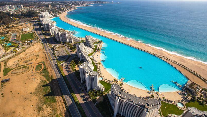 découvrez 5 des plus grandes piscines du monde