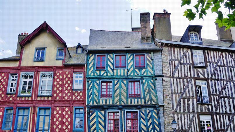 Les constructions à colombages, notamment, seront épargnées. Crédit: EQRoy / Shutterstock.com