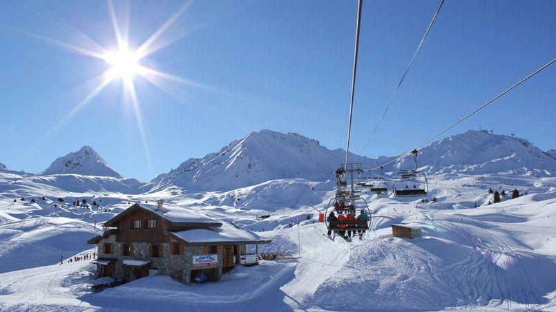 Marcel Amphoux possédait plusieurs chalets dans la station de ski de Serre-Chevalier (photo d'illustration de la station).