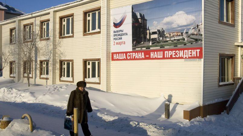 La ville de Salekhard figure parmi celles qui seraient le plus rapidement affectées par le réchauffement.
