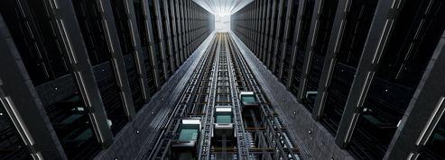 La folle course à la vitesse des ascenseurs de gratte-ciel