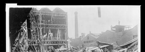 Il y a 100 ans... les usines Renault s'effondraient