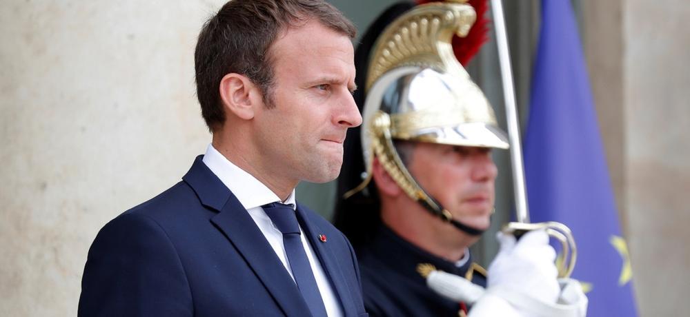 Macron n'accordera pas la traditionnelle interview du 14 juillet