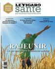 Couverture du dernier numéro Figaro Santé