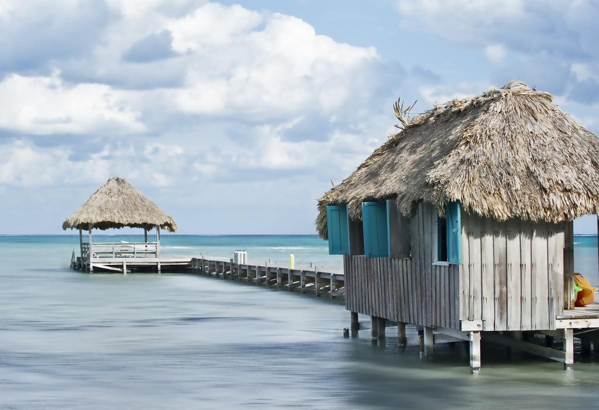 Dix endroits romantiques pour faire une demande en mariage Ambergris-caye-belize