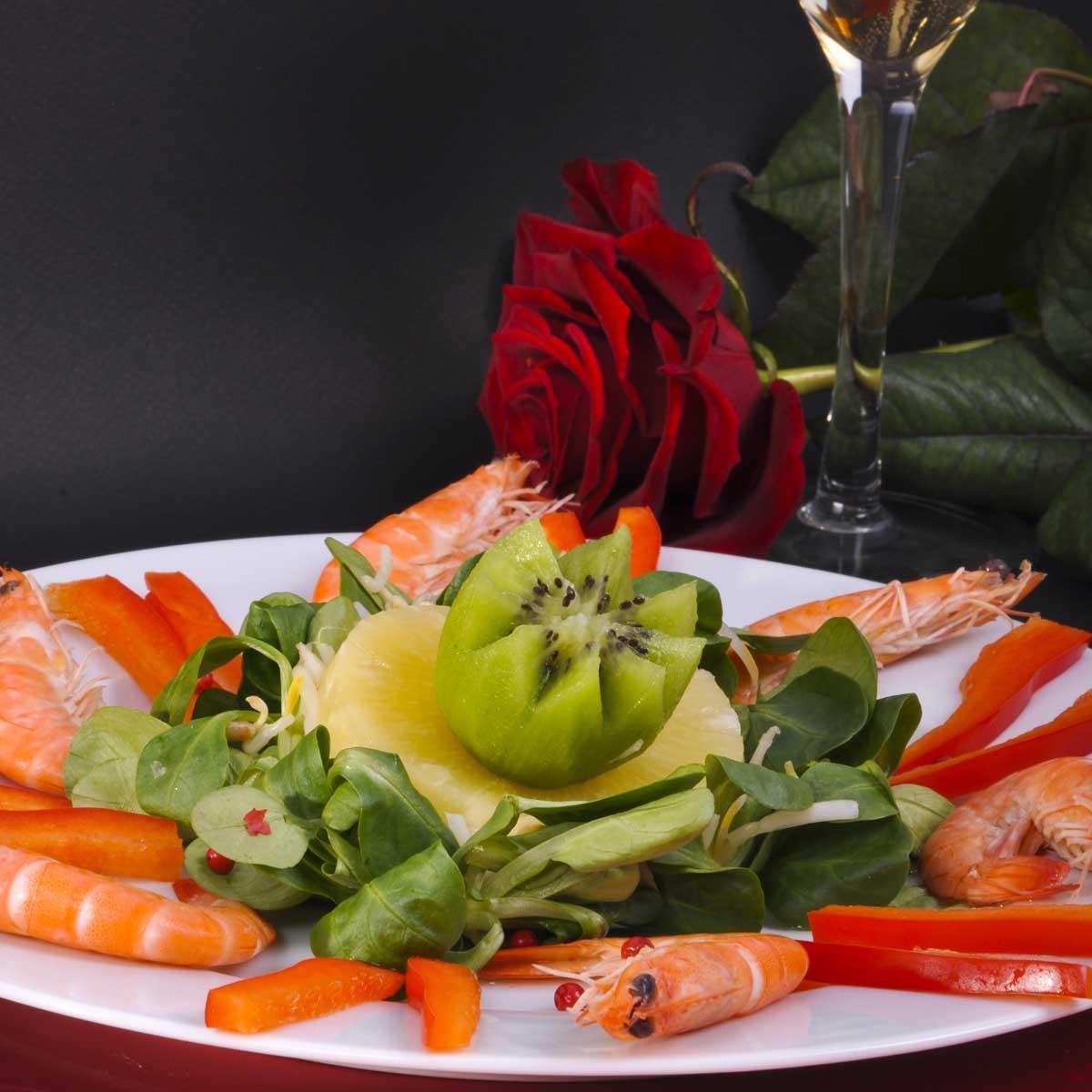 Recette assiette des les du sud cuisine madame figaro for Assiette cuisine