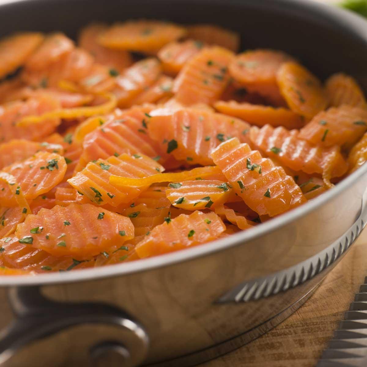Recette carottes vichy cuisine madame figaro - Cours de cuisine vichy ...