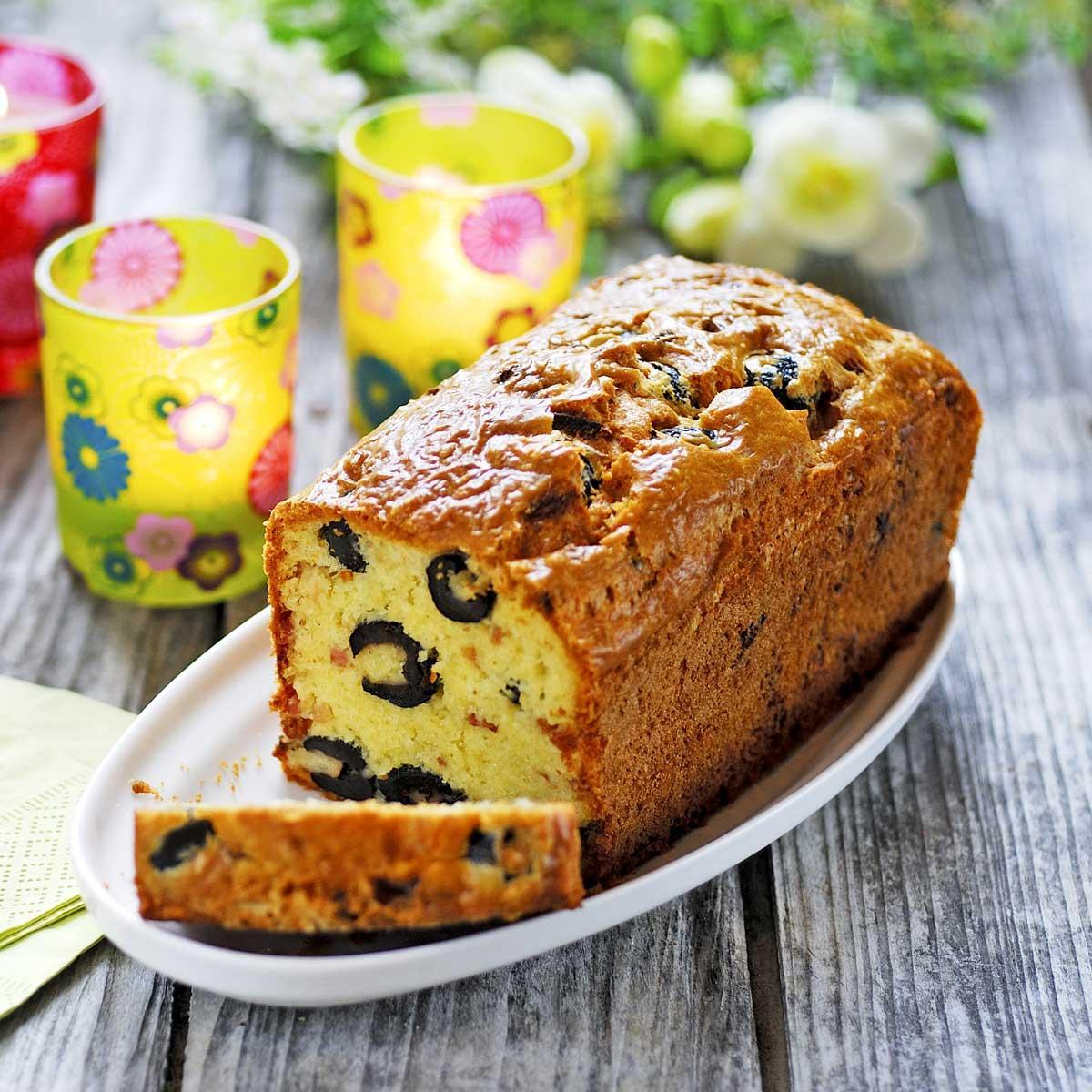 Recette cake aux olives cuisine madame figaro - Madame figaro cuisine ...