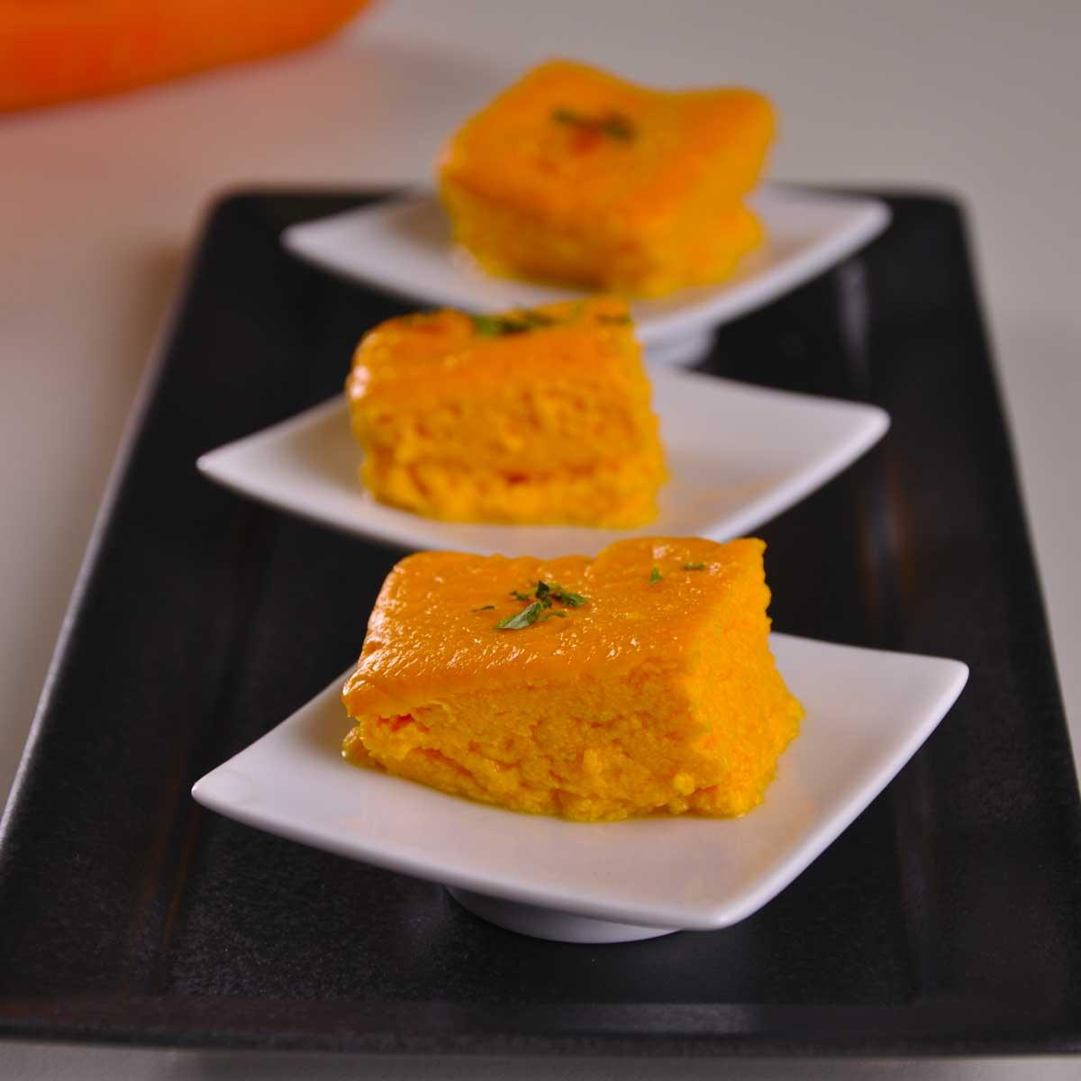 recette flan de carottes cuisine madame figaro. Black Bedroom Furniture Sets. Home Design Ideas