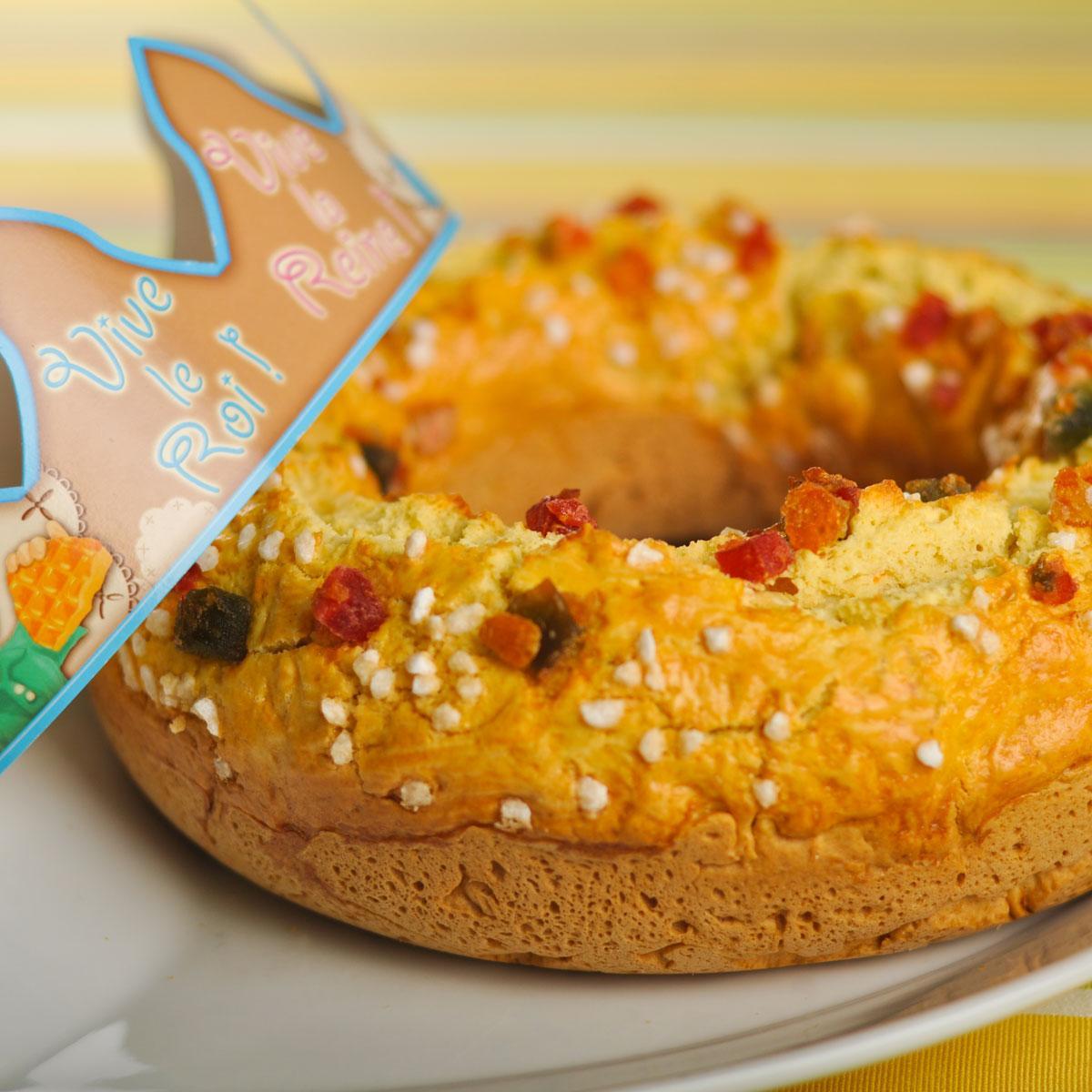 Recette galette des rois proven ale cuisine madame figaro - Galette des rois herve cuisine ...