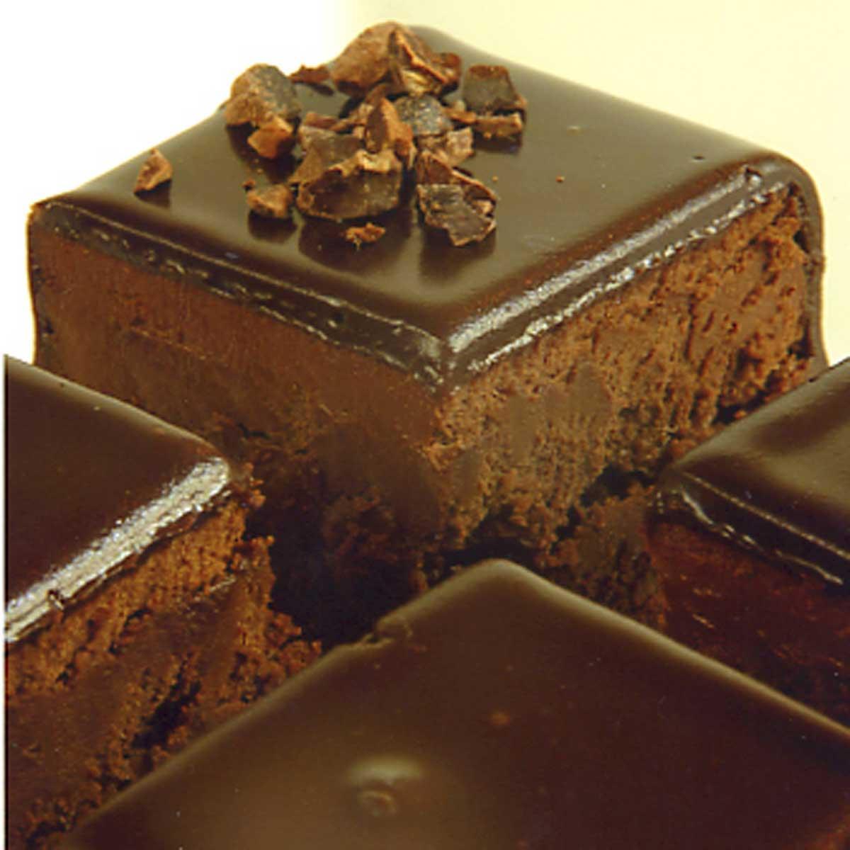 recette le b lissaire g teau au chocolat cuisine. Black Bedroom Furniture Sets. Home Design Ideas