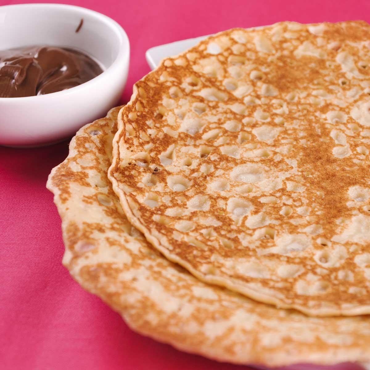 recette p 226 te 224 cr 234 pes sucr 233 e sans gluten ni œuf ni lait
