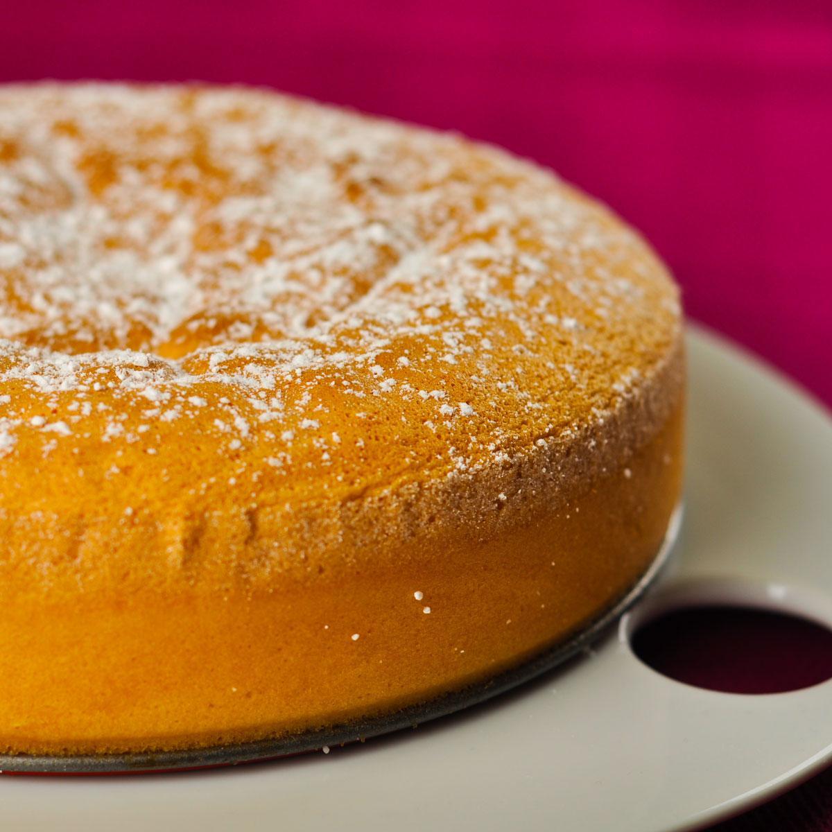 Recette gâteau de savoie aux raisins secs - Cuisine / Madame...