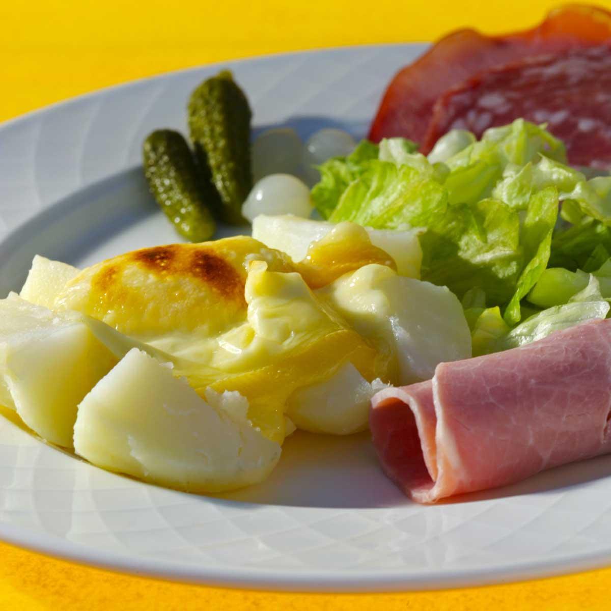 Recette raclette cuisine madame figaro - Recette de raclette originale ...