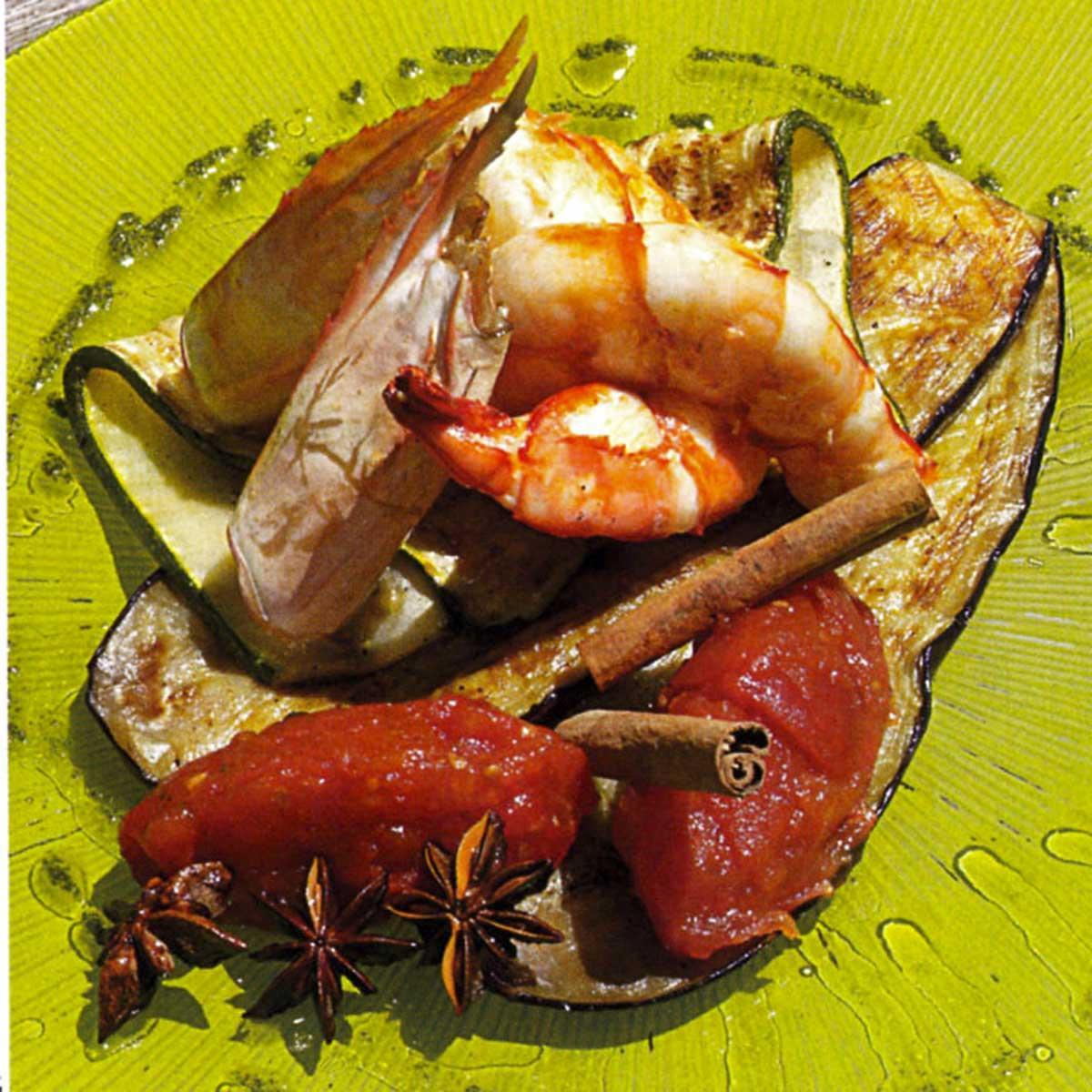 Gambas la plancha une recette entre amis cuisine le figaro madame - Faire une plancha entre amis ...