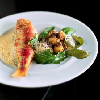 Rougets l orientale une recette poisson cuisine - Cuisine orientale facile ...