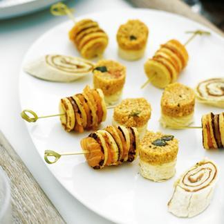 Recette 3 ap ritifs casertano cuisine madame figaro - Amuse gueule italien ...