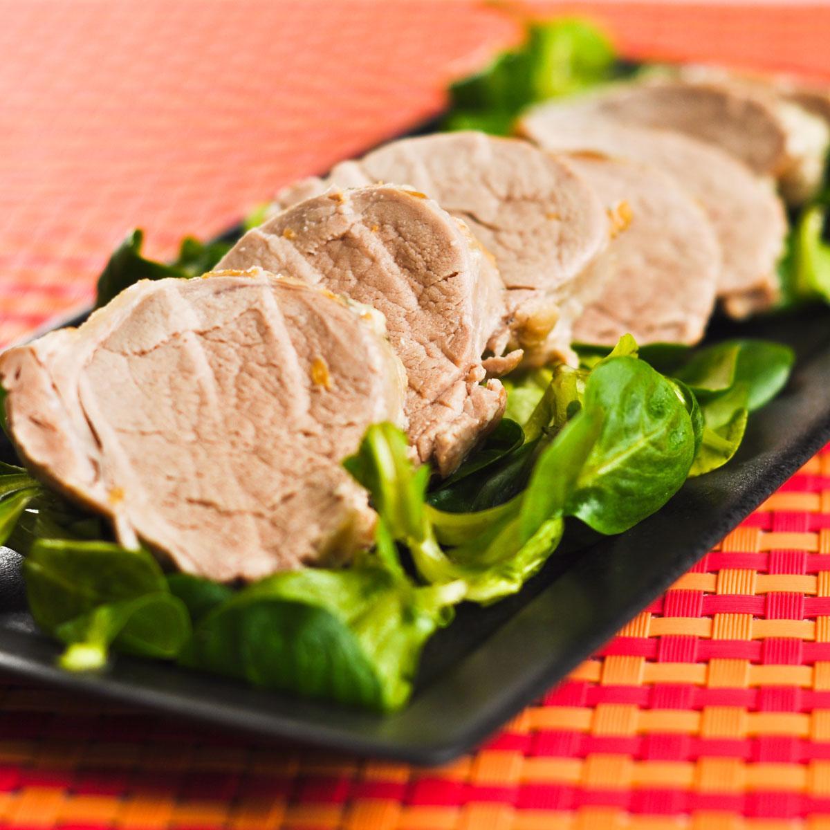 Recette filet mignon de porc au roquefort cuisine - Cuisine filet mignon de porc ...