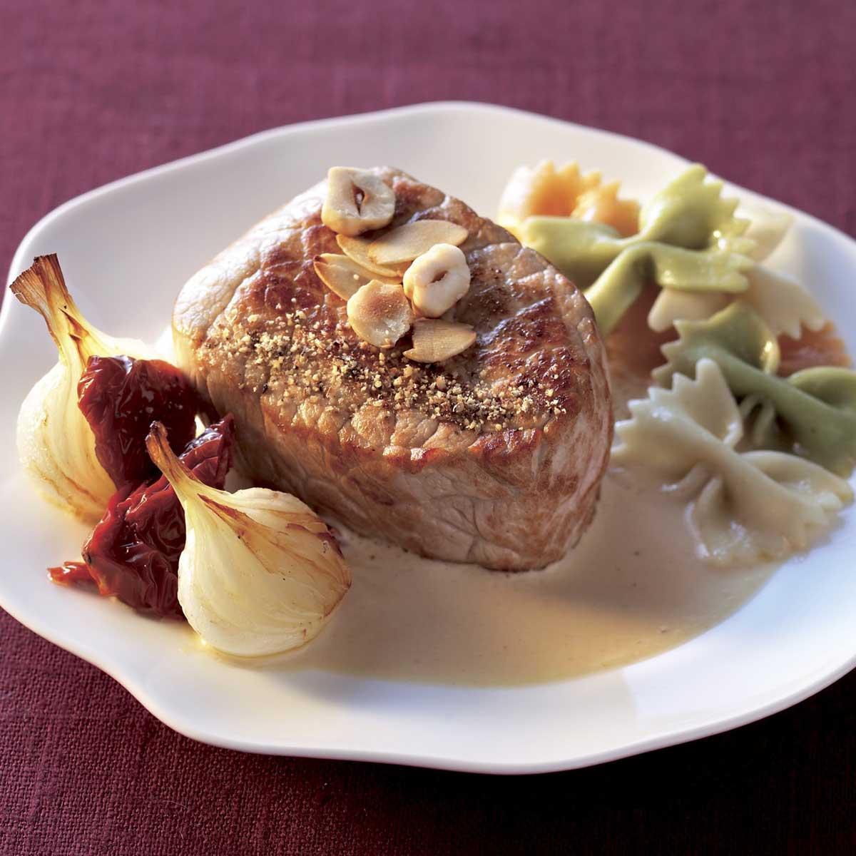 Recette grenadins de veau l italienne cuisine madame - Cuisiner le tendron de veau ...