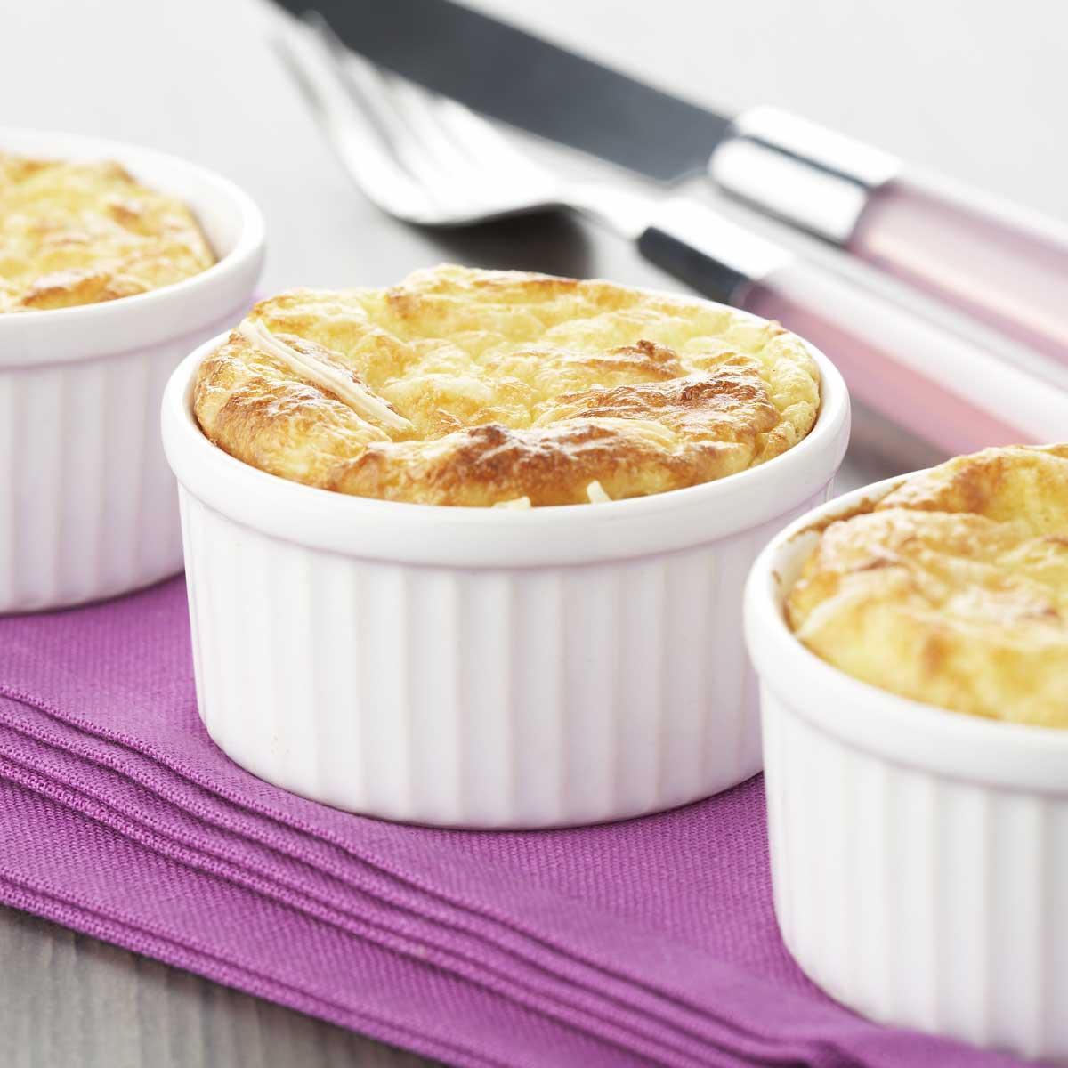 Souffl de pommes de terre au fromage une recette f te cuisine le figaro madame - Arte cuisine des terroirs recettes ...