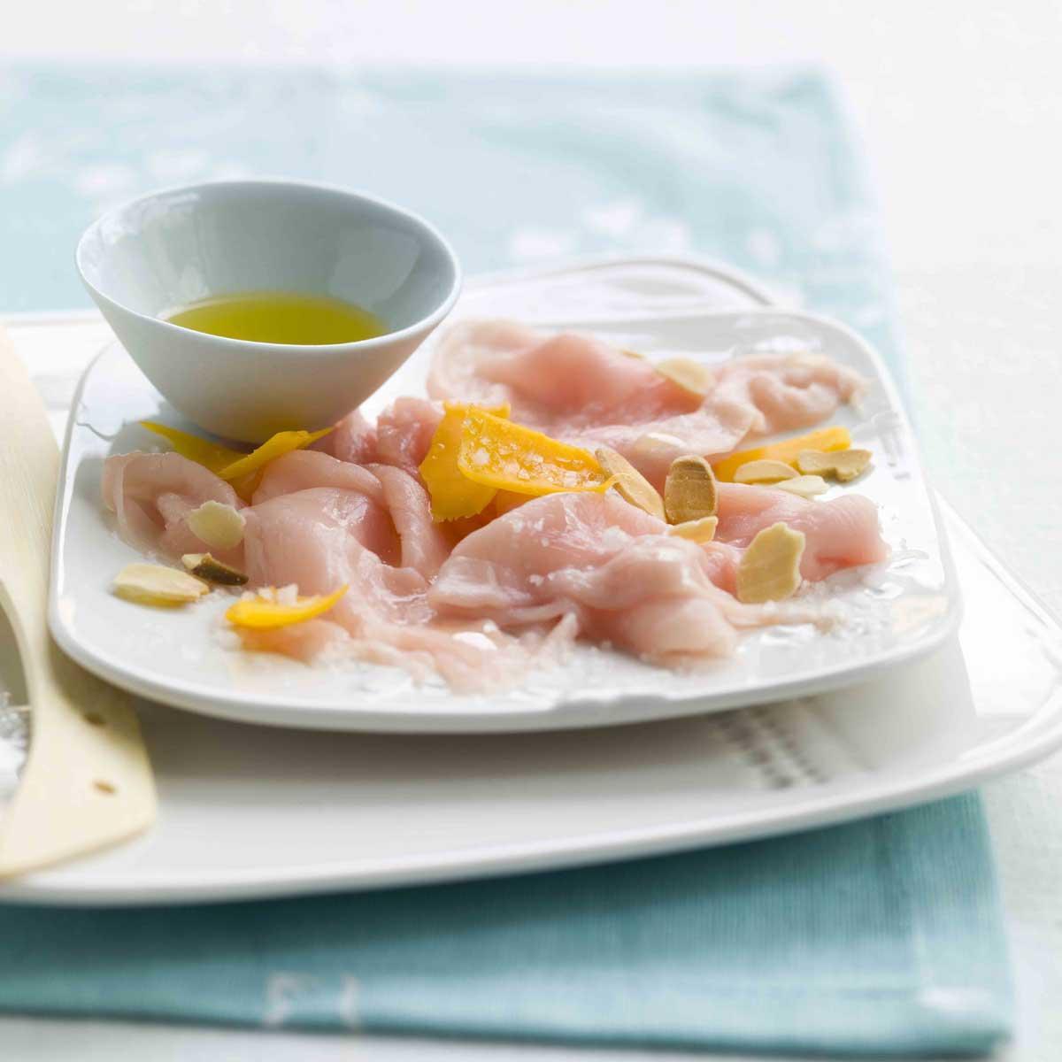 Recette carpaccio de veau l 39 italienne cuisine madame for Cuisine a l italienne