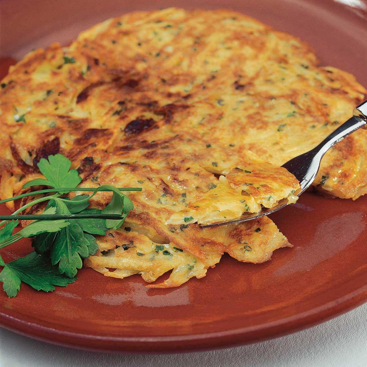 Recette cr pes parmentier cuisine madame figaro - Madame figaro cuisine ...