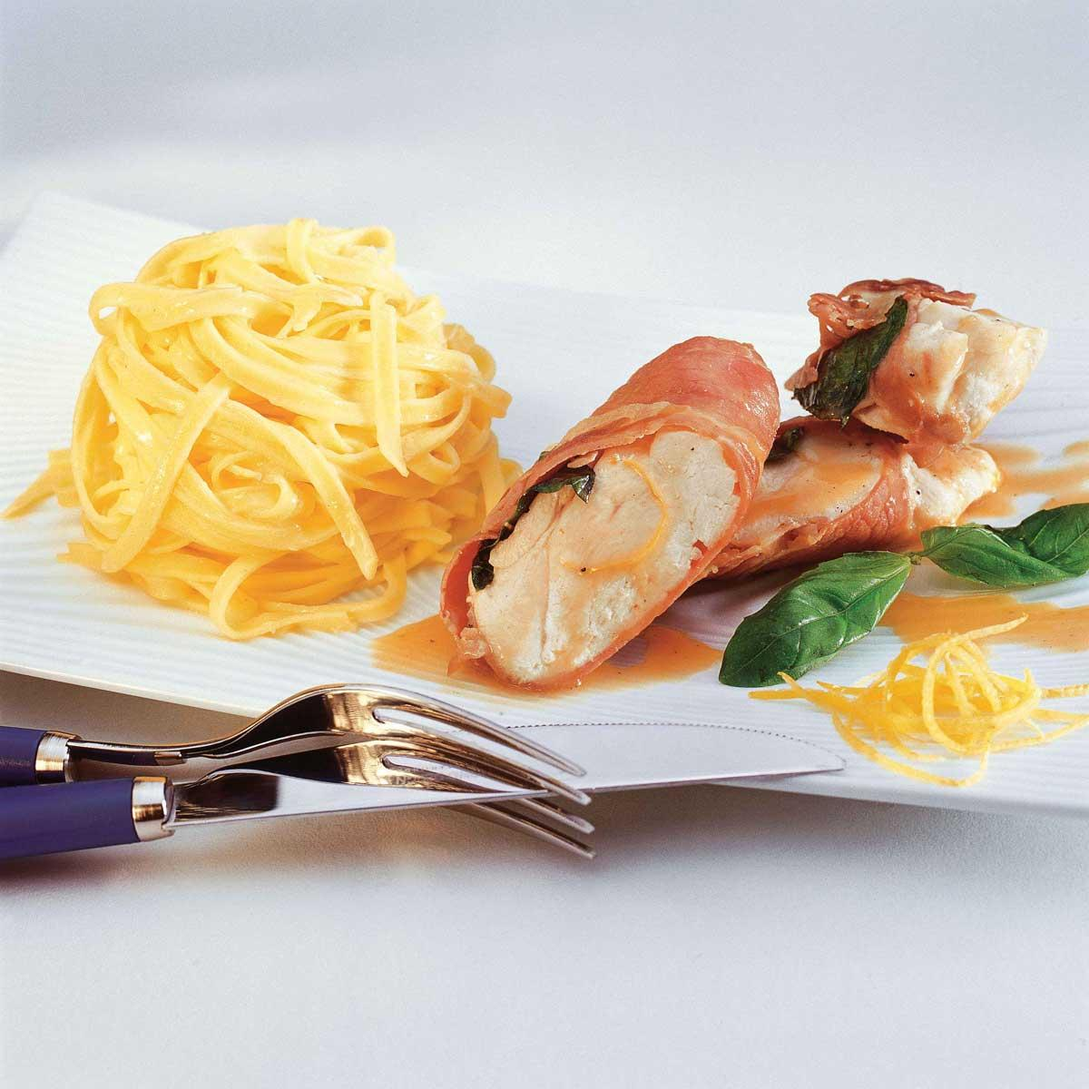 Recette blanc de poulet l 39 italienne cuisine madame for Cuisine a l italienne