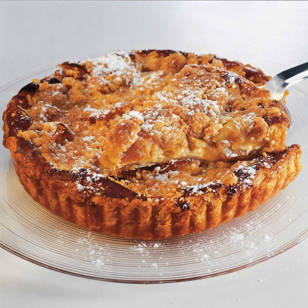 Recette tarte grand m re l 39 ancienne cuisine madame for Cuisine a l ancienne