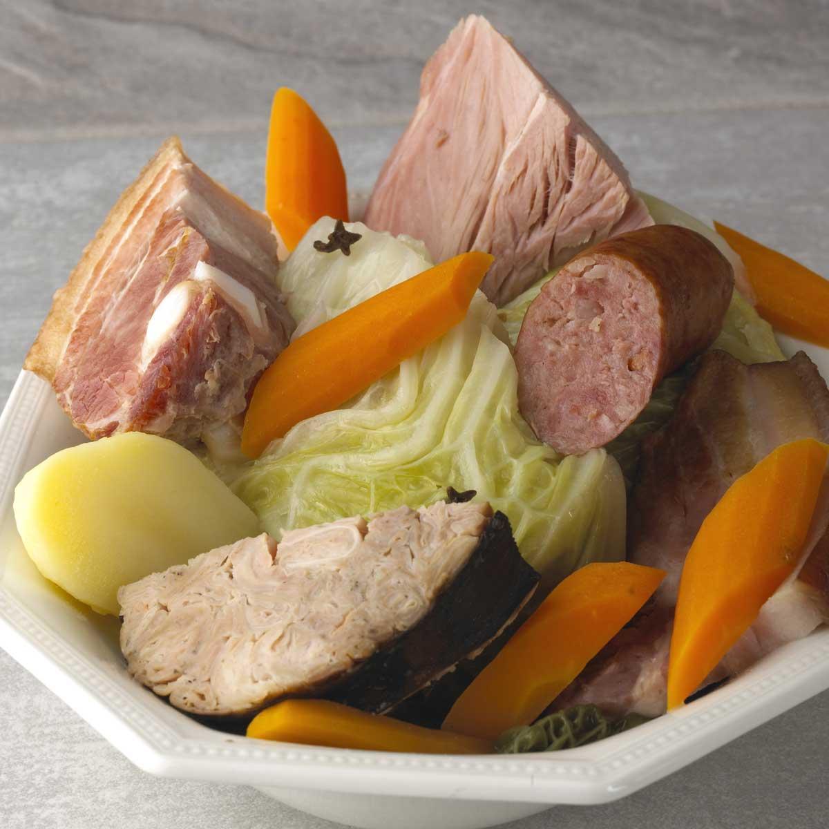 Pot e normande une recette terroir cuisine le figaro - Cuisine belge recettes du terroir ...