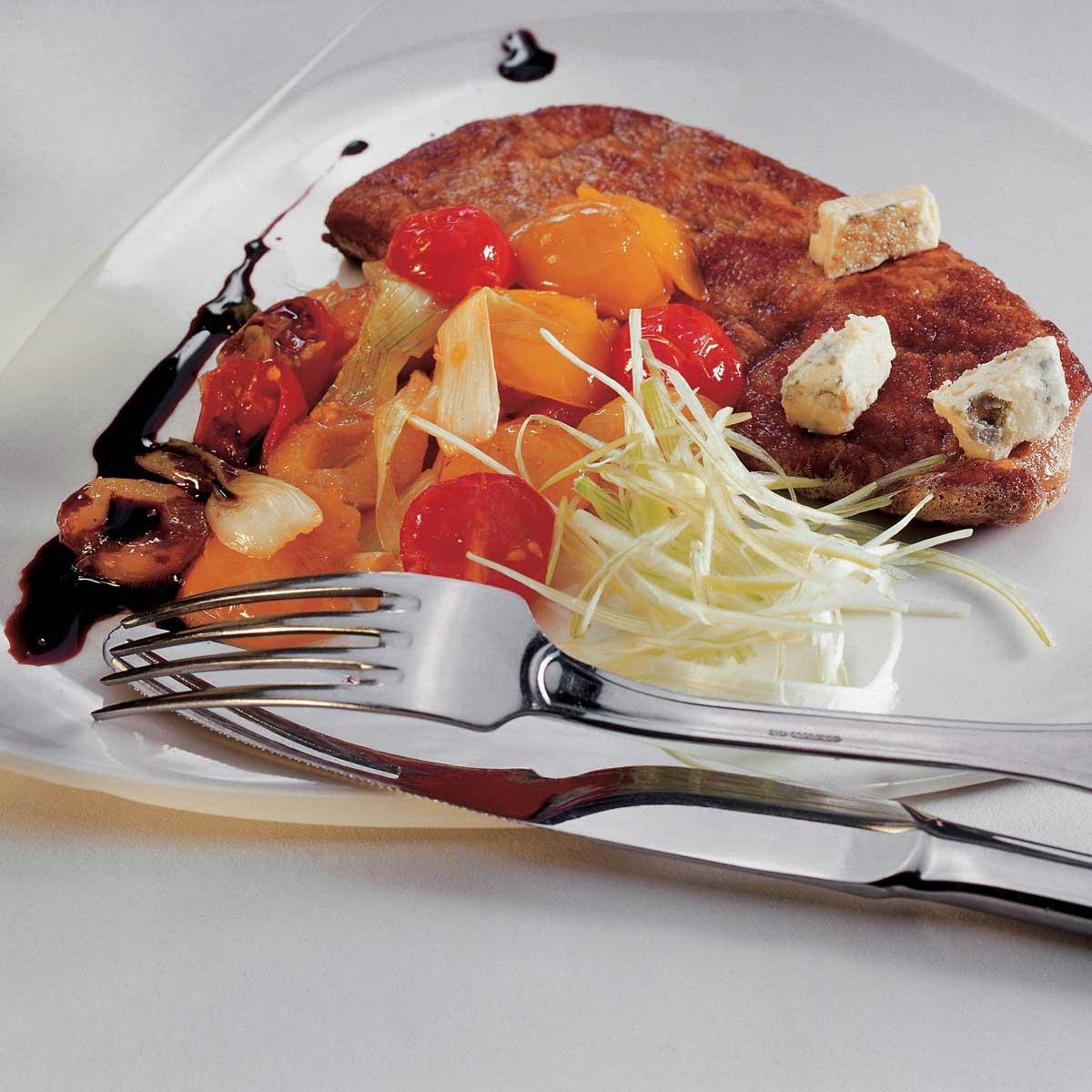 Recette foie de veau aux mirabelles cuisine madame figaro - Recette avec des mirabelles ...