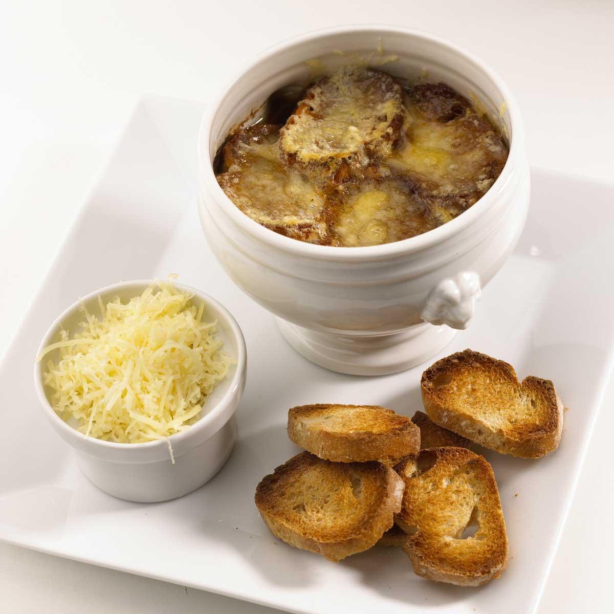 Soupe l oignon une recette terroir cuisine le - Cuisine belge recettes du terroir ...