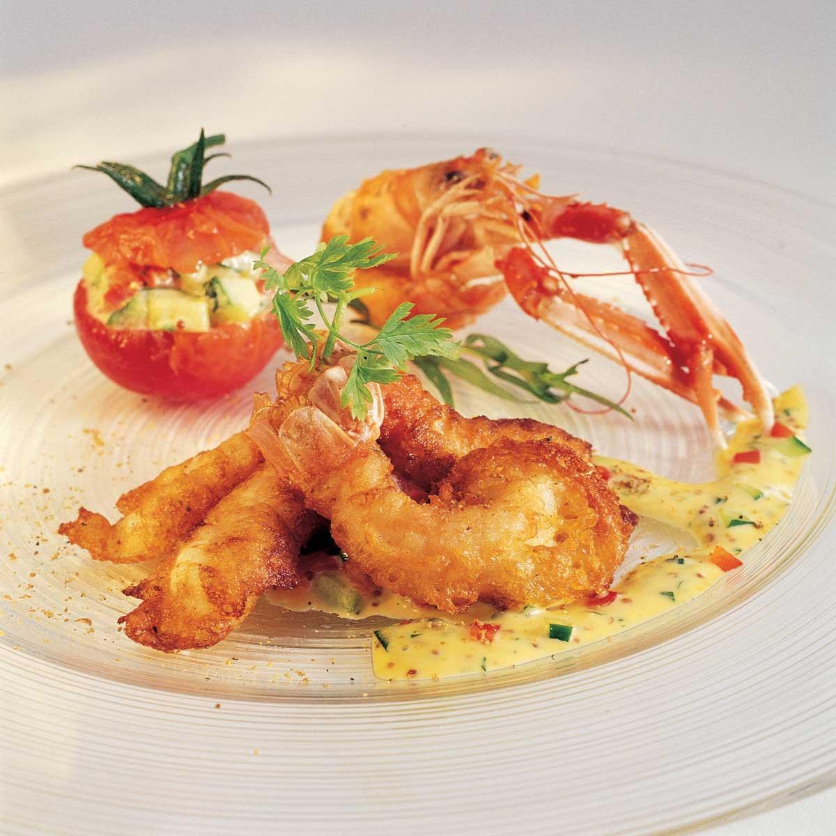 Recette tempura de langoustines cuisine madame figaro for Cuisine portugaise