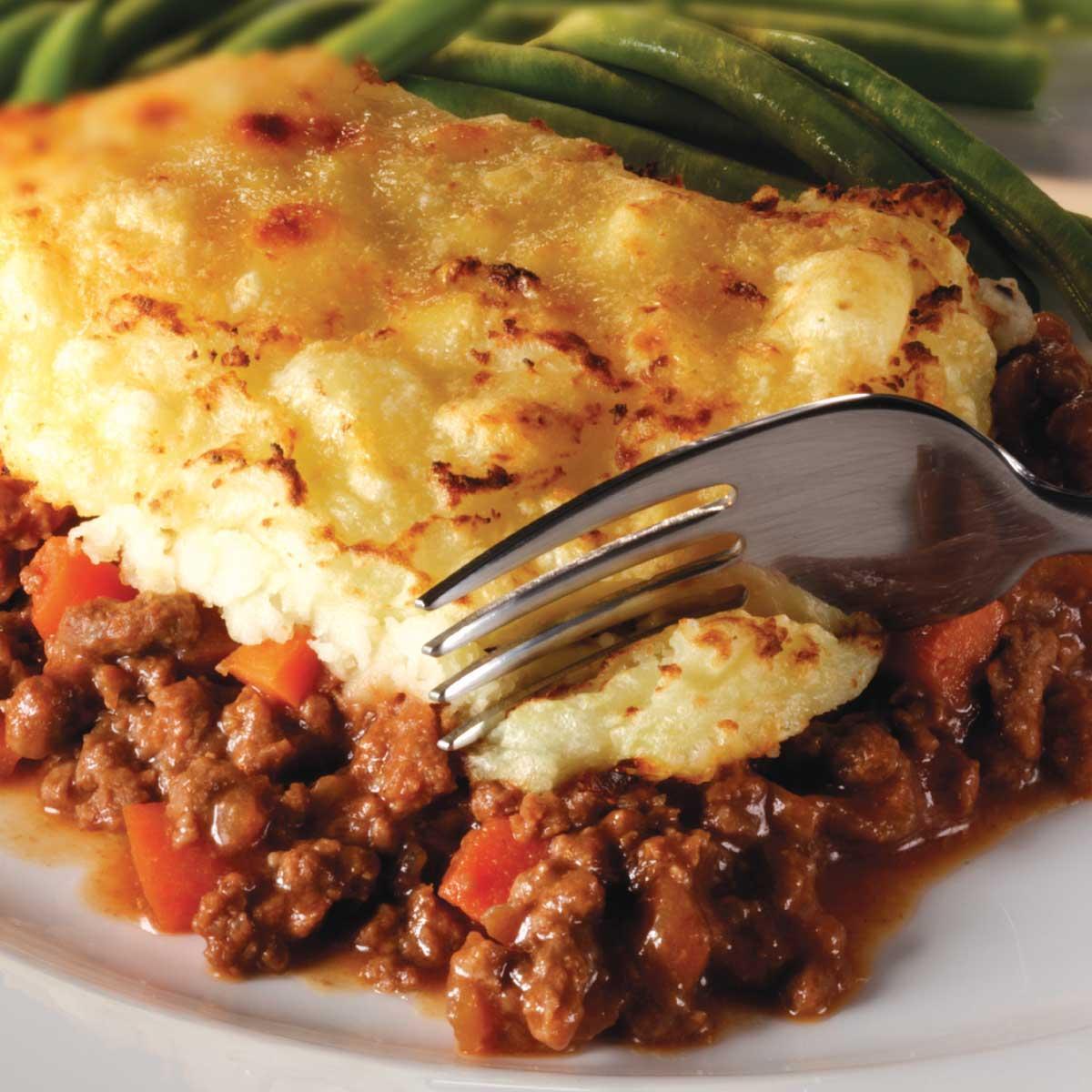 Recette cottage pie cuisine madame figaro - Cuisine venitienne recettes ...