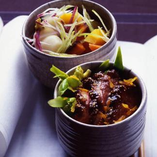 pot au feu au yuzu une recette asiatique cuisine le figaro madame
