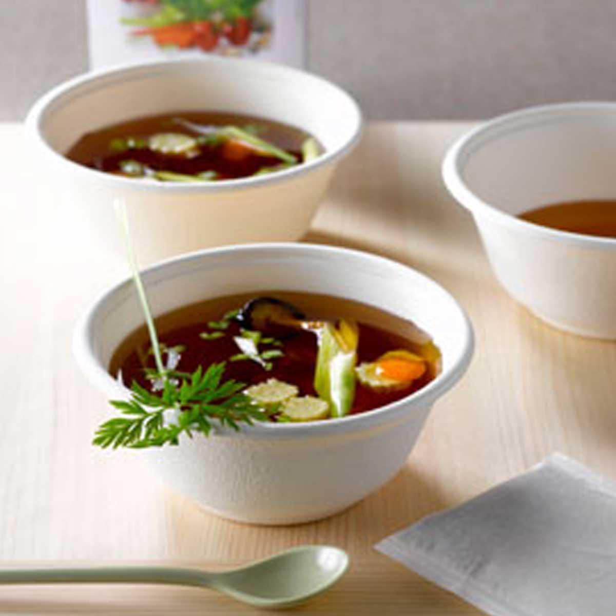 Recette soupe japonaise revigorante cuisine madame figaro - Recette soupe japonaise ...