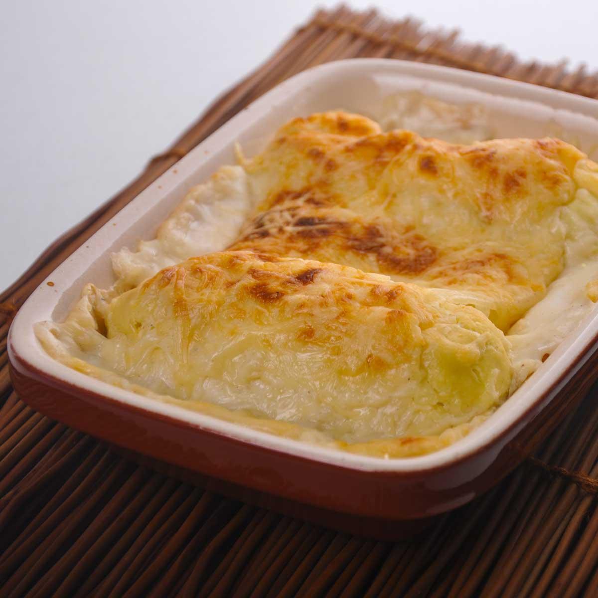 Quenelles gratin es une recette terroir cuisine le - Cuisine belge recettes du terroir ...