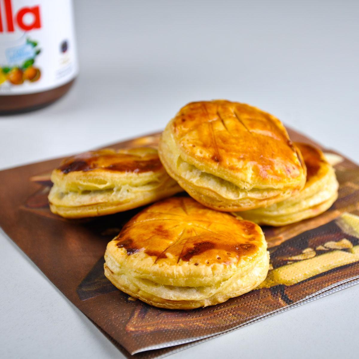 Recette feuillet s au nutella cuisine madame figaro - Madame figaro cuisine ...