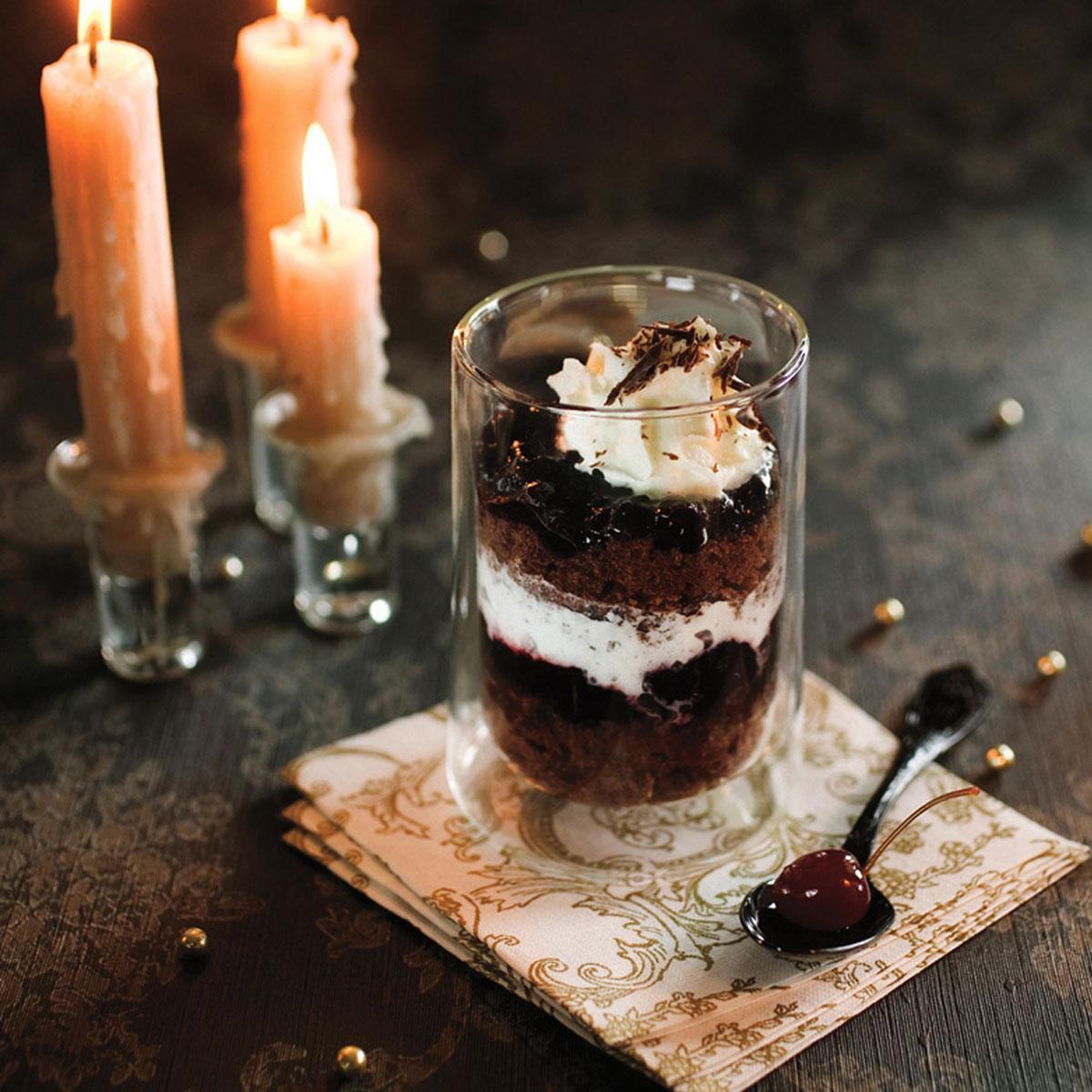 Recette for t noire new look cuisine madame figaro - Herve cuisine foret noire ...