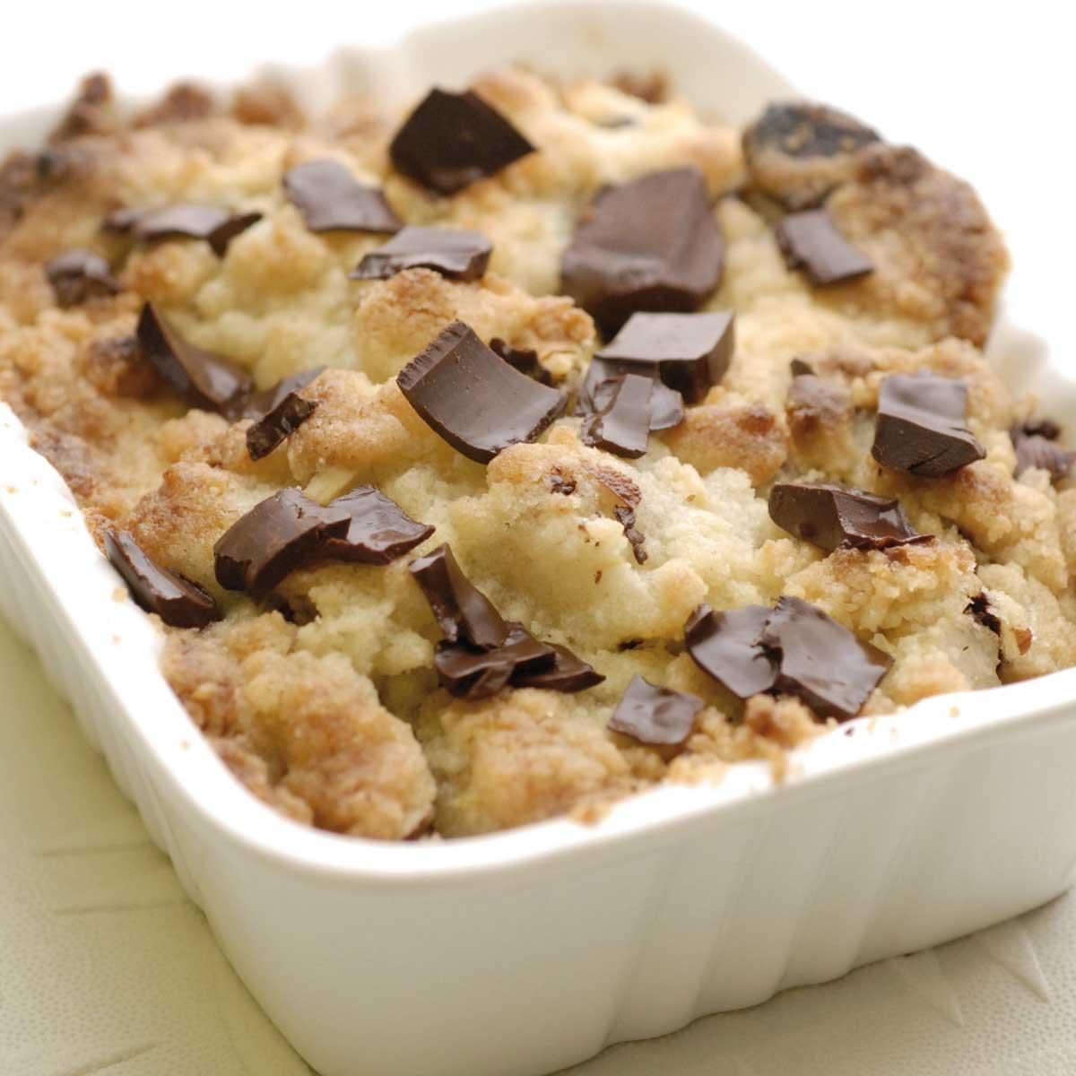 Recette crumble poire chocolat et noisettes cuisine - Cuisine uretre et dessert ...