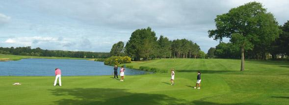 Golf : vacances à la Baule - Madame Figaro