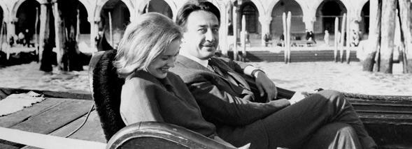 Les Amants Terribles Jean Seberg Et Romain Gary Madame