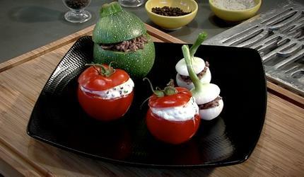 Astuce cuisine l art des farcis le figaro madame for Art et cuisine tahiti