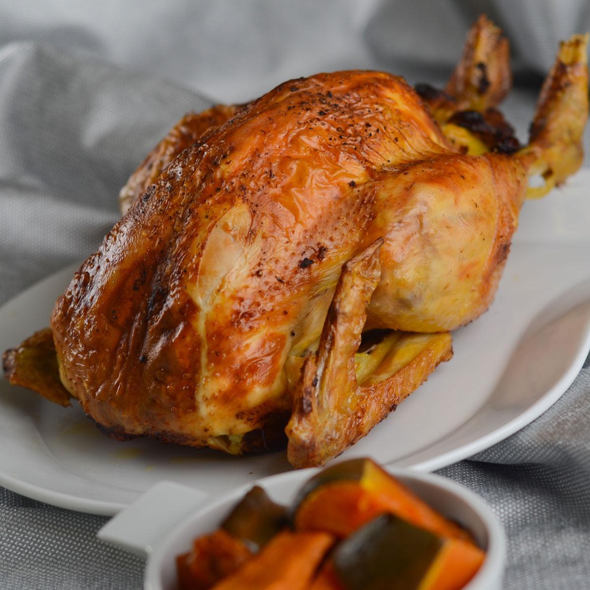 Recette dinde de thanksgiving cuisine madame figaro - Repas de noel americain ...