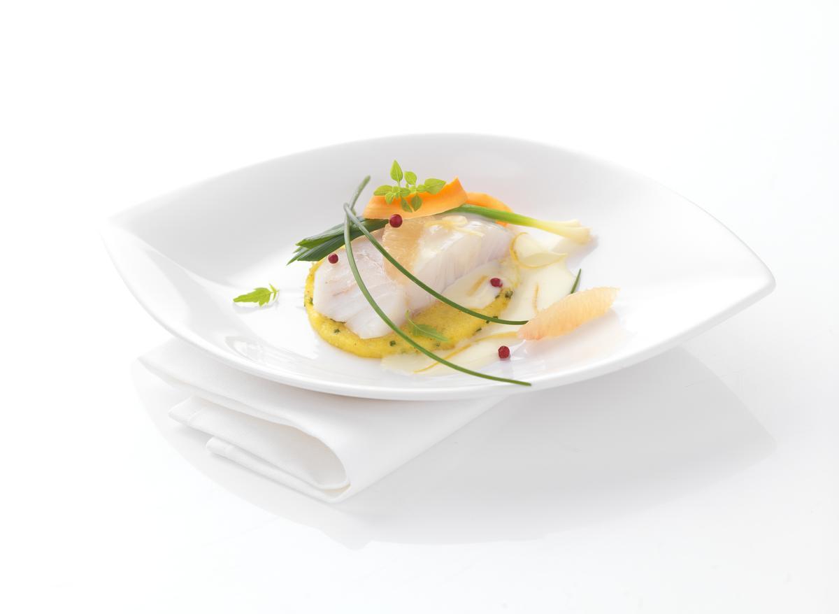 Recette dos de lieu jaune au beurre biologique cuisine madame figaro - Comment cuisiner le lieu jaune ...