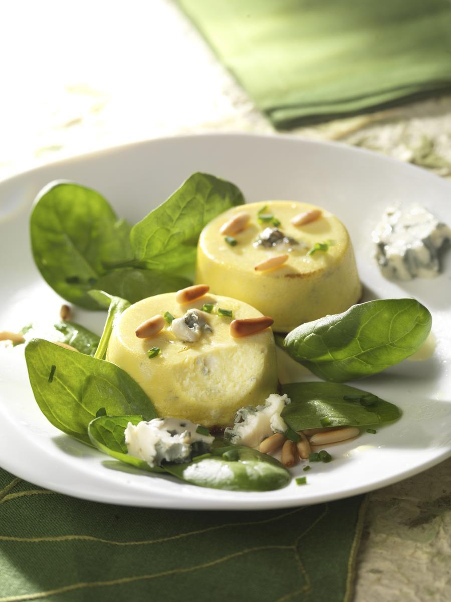 Recette fondant au roquefort cuisine madame figaro - Madame figaro cuisine ...