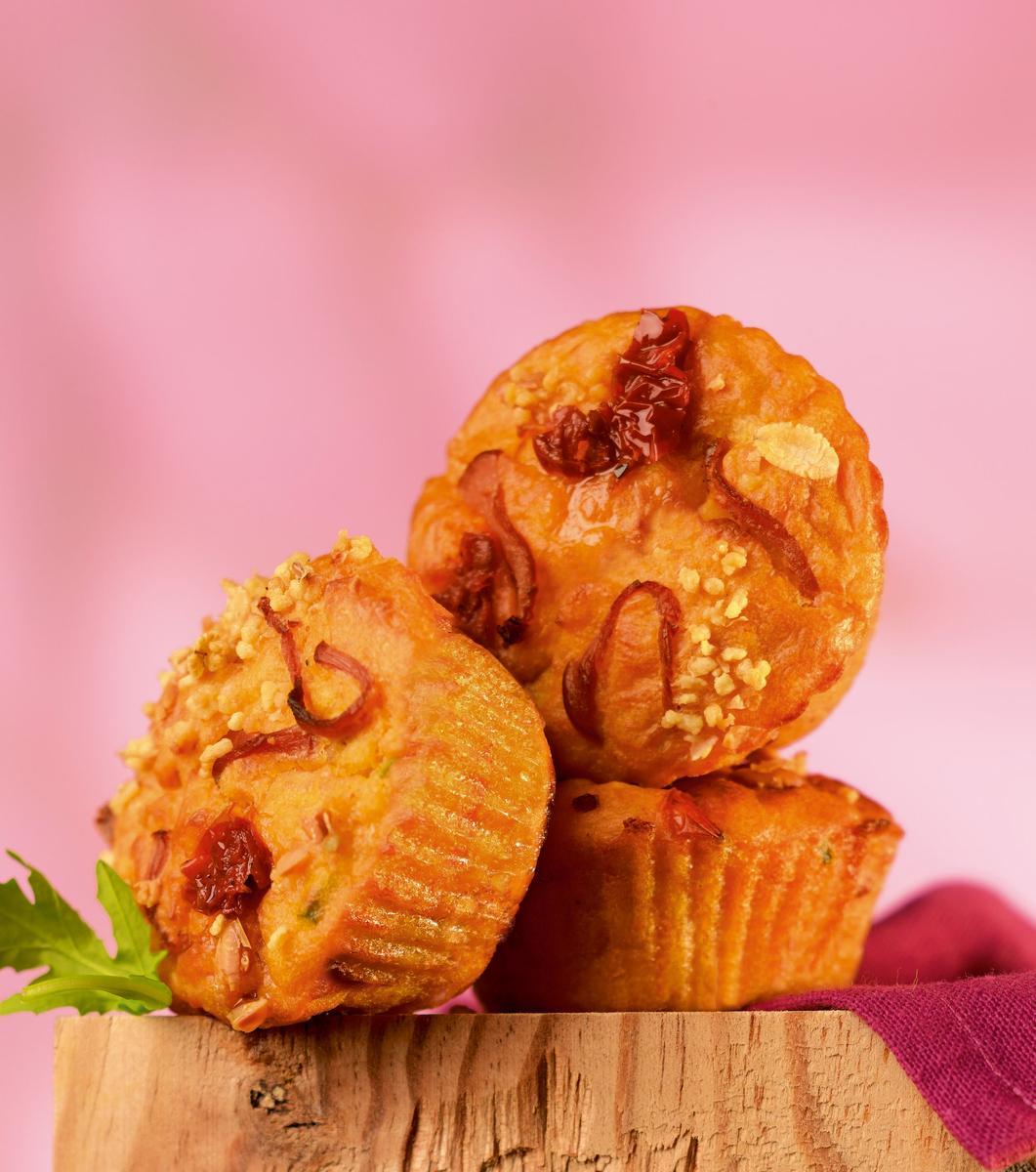 Recette muffins d 39 automne de c r ales gourmandes au - Plat d automne cuisine ...