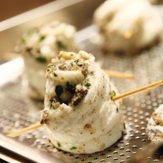 Paupiettes de sole la duxelle de champignon sauce au vin blanc une recette poisson - Paupiette au vin blanc ...