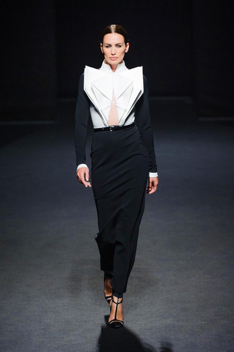 Défilé Stéphane Rolland Automne-hiver 2013-2014 Couture ...