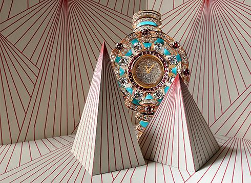 Les montres qui feront briller le salon de b le 2014 madame - Salon de l horlogerie bale ...