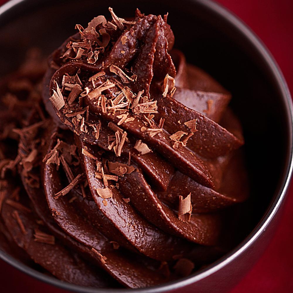 recette mousse tr s chocolat cuisine madame figaro. Black Bedroom Furniture Sets. Home Design Ideas